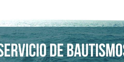 Bautismos Life Church Bethlehem-Español