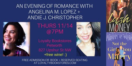 An Evening of Romance with Authors Angelina M. Lopez & Andie J. Christopher tickets