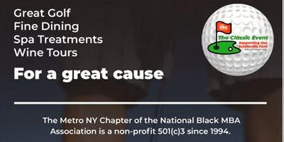The NY Black MBA 1st Annual Golf Classic