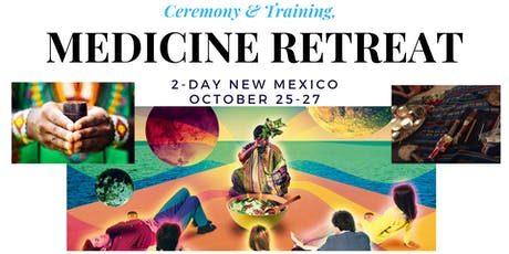 Medicine/ Shamanic Training, Therapeutic Retreat, Kambo, Sweat, Ceremony tickets