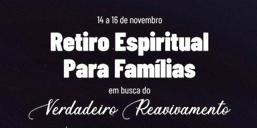 Retiro Espiritual para Familias
