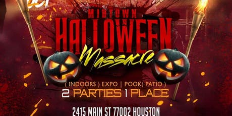 A Midtown Halloween Massacre (Capitol Bar) tickets