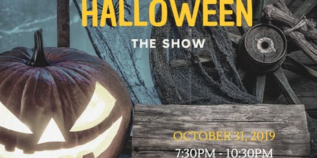 Halloween The Show - Performance, Party, Costume Contest tickets