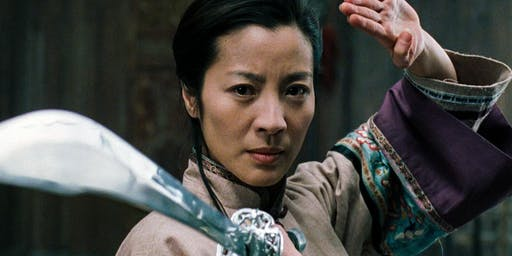Crouching Tiger, Hidden Dragon (2000 Digital)