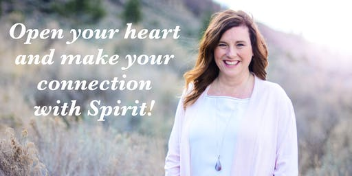An Evening with Spirit with Psychic Medium Michelle Morrison