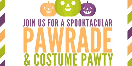 Howl-O-Ween Paw-rade & Pawty tickets