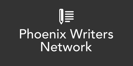 Phoenix Writers Network: An Evening with Patricia Murphy and Katherine Berta tickets