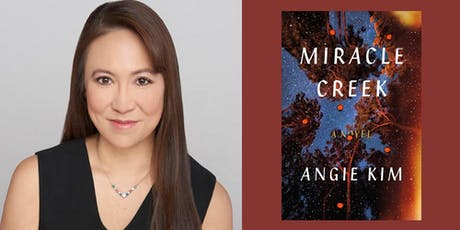 Cosmos Book Club #10: Miracle Creek with Angie Kim tickets