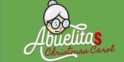 Abuelita's Christmas Carol: a wacky one-man show at Sylver Spoon