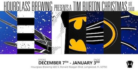 A Tim Burton Christmas Art Show tickets