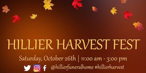 Hillier Harvest Fest