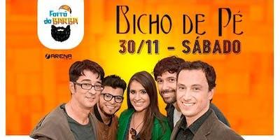 Bicho de Pé em Santos | Forró do Barba
