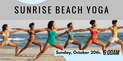 Jax Sunrise Beach Yoga