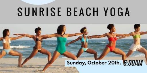Jax Sunrise Beach Yoga