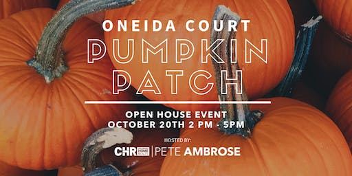 Oneida Court Pumpkin Patch