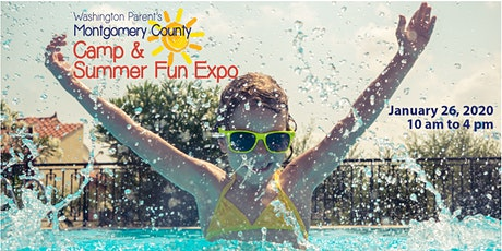 2020 Montgomery County Camp & Summer Fun Expo tickets