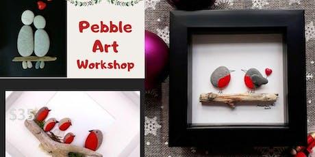 Pebble Rock Art tickets