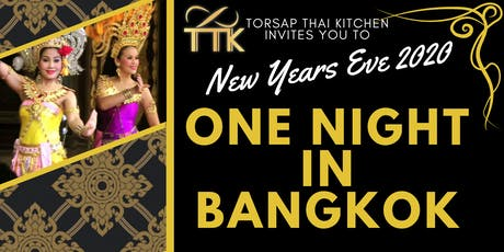 One Night In Bangkok tickets