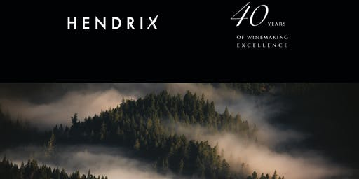 La Crema Wine Dinner at Hendrix Restaurant $75++