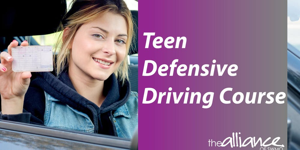 Teen Driving Course >> Teen Defensive Driving Course