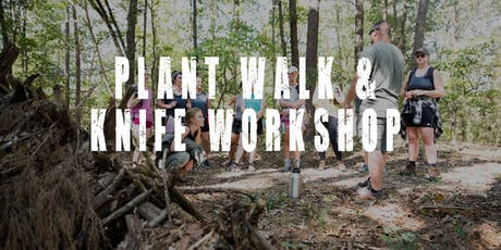 Plant Walk and Knife Skills and Safety - AR tickets