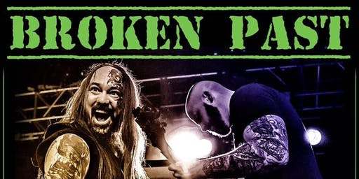 BROKEN PAST and SISTER SALVATION with guests at STONE PONY