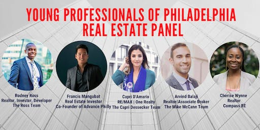 Young Professionals of Philadelphia Real Estate Panel