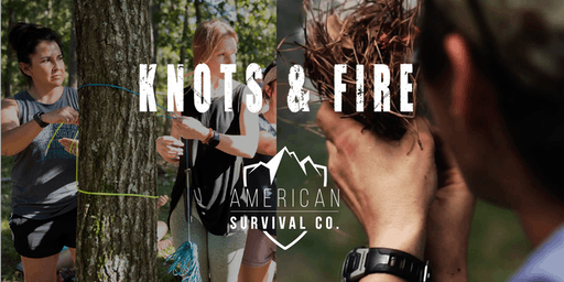 Know Your Knots and Fire Starters: Intro to Bow Drill - AR