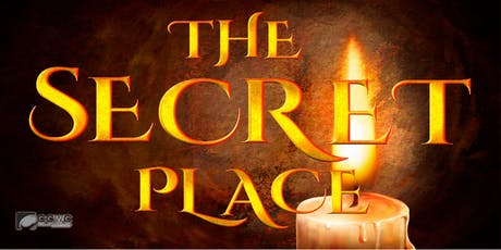 The Secret Place- Ministry Training Course tickets