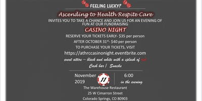 Casino Night Fundraiser