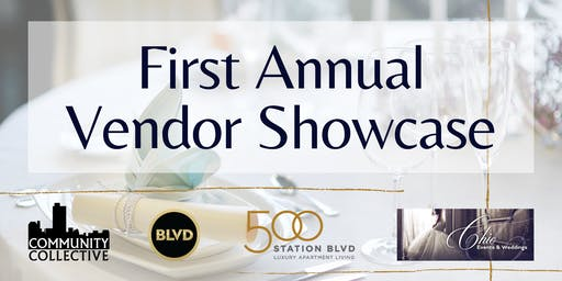 Collective Events: First Annual Vendor Showcase