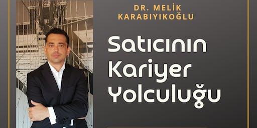 Ankara İş Kitapları Okuma Kulübü & Network Ara Toplantı - Konuk Yazar Dr. Melik Karabıyıkoğlu