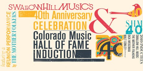 Swallow Hill Music's 40th Anniversary Celebration tickets