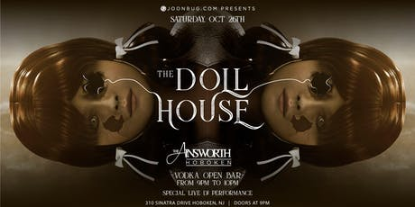 Ainsworth Hoboken Halloween Party 10/26 tickets