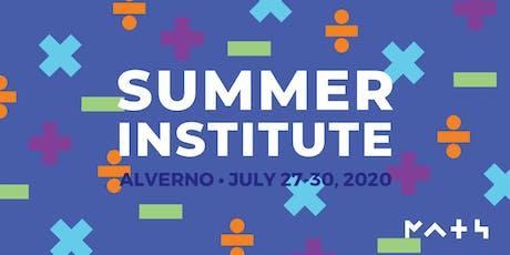 Summer Institute: Alverno tickets