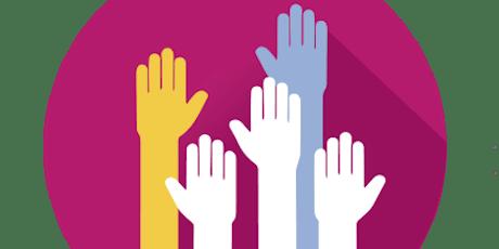 Buddsoddi mewn Gwirfoddolwyr / Investing in Volunteers tickets