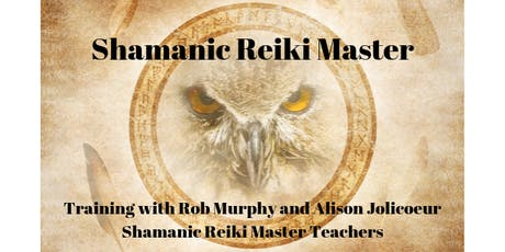 Shamanic Reiki Master Training tickets