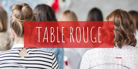 Table Rouge N°1 : Écologie Menstruelle tickets