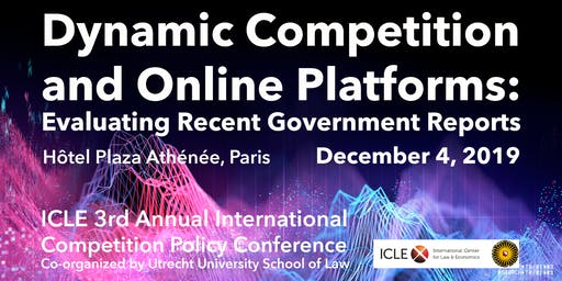 Dynamic Competition & Online Platforms: Evaluating