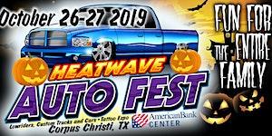 Heat Wave Auto Fest Corpus Christi 2019