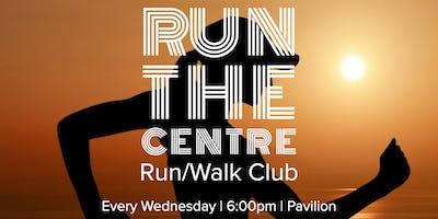 Weekly Run and Walk Club:  Run the Centre