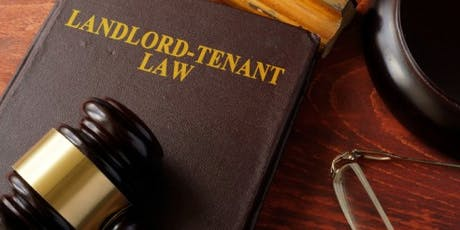 Real Estate Investment Seminar - Leasing & Landlord Law tickets