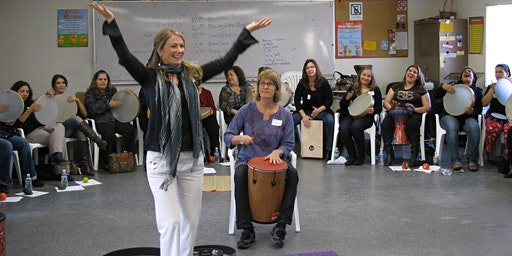 Facilitating Peace Making & Conflict Resolution with Drum Circles