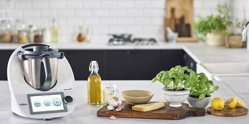 Pre-Halloween Thermomix First Cooking class