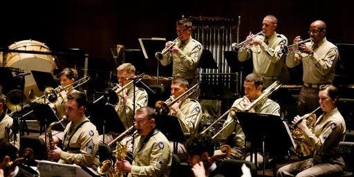 Veterans Day Celebration 2019 - USAF Band of the West Concert Band