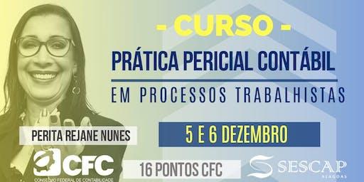 CURSO - PRÁTICA PERICIAL CONTÁBIL EM PROCESSOS TRABALHISTAS