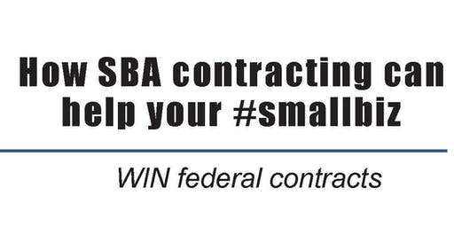 How SBA contracting can help your #smallbiz