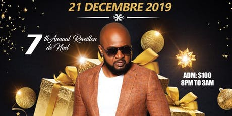 7th Annual Reveillon de Noel tickets