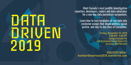 Data Driven 2019 tickets