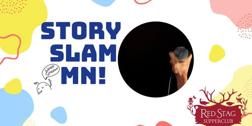 Story Slam MN!: Roommates